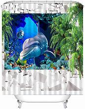 Simulazione 3D Seaview Paesaggio naturale Tenda da