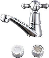 Singolo rubinetto dell'acqua fredda rubinetto