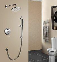 Sistema doccia termostatico a doppia funzione