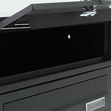 Sistema scatola 6 lettera nella cassetta postale
