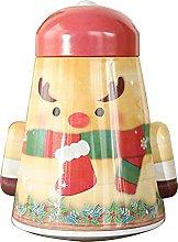 Siyano, scatola regalo di Natale, decorazione