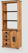 SKLUM Armadio in legno Uain con quattro cassetti