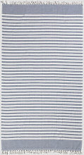 SKLUM Asciugamano in cotone Reinn Blu Oceanico