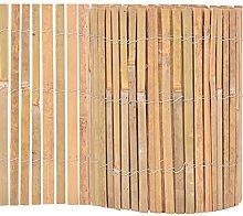 SKM Recinzione in bambù 1000x30 cm