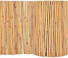 SKM Recinzione in bambù 500x50 cm