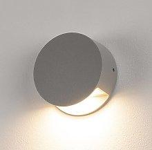 SLV Pema applique LED, grigio