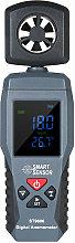 Smart Sensor - Anemometro, nero, ST9606