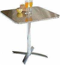 Smmo - Tavolo bar quadrato pieghevole