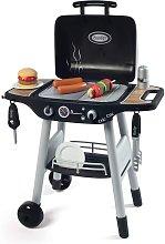 Smoby Barbecue Grill con 18 Accessori Gioco
