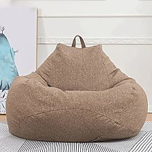 Snow from Bean Bag Lazy Sofa Cover, cotone