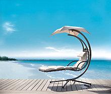 SoBuy Amaca extra lusso relax da giardino,Lettino