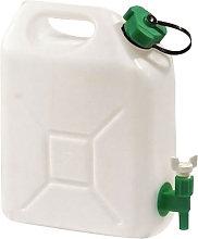 Sodise - Tanica da 20 litri con rubinetto -