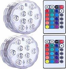 Soekavia - Luci a LED subacquee impermeabili per