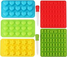 SOEKAVIA Set di 7 per caramelle a forma di