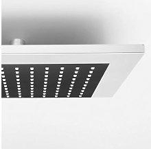 Soffione doccia modello 12605 dimensioni 20 x30 cm