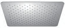 Soffione doccia quadrato  - Jacuzzi 20x20 cm