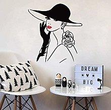 Soggiorno camera da letto decorazione murale