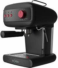 Solac CE4496 STILO 20 Bar - Caffettiera Espresso,