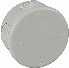 Solera - Scatola impermeabile rotonda, Ø 70 x 35