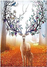 SongYww 5D Diamond Painting Kit Completo Animale