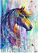 SongYww 5D Diamond Painting Kit Completo Cavallo