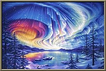 SongYww 5D Diamond Painting Kit Completo Cielo