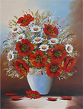 SongYww 5D Diamond Painting Kit Completo Fiore