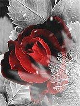 SongYww 5D Diamond Painting Kit Completo Rosa