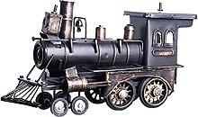 Soprammobile Famiglia Statua del treno