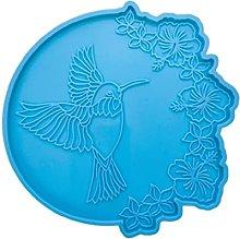Sottobicchiere Hummingbird Resina epossidica