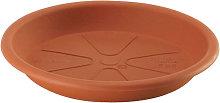 Sottovaso Omnia 26 Cm Colore Terracotta