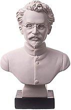 Soviet Russian Ussr Communist Leon Trotsky marmo