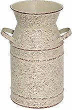 Soyizom Vaso Vintage Francese Shabby Chic Vaso di