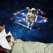 Space Astronauta Personalizzazione Adesivo da