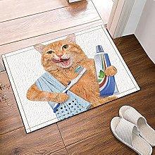 Spazzolino da denti per gatti dentifricio