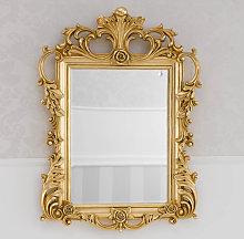 Specchiera Delphina stile Barocco cornice