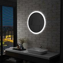Specchio a LED per Bagno Ovale varie misure