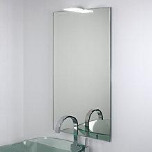 Specchio da bagno 140X70 cm modello FILO LUCIDO -