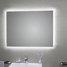 Specchio da bagno 140x80 cm modello PERIMETRALE