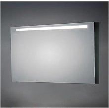 Specchio da bagno 80x80 cm modello SUPERIORE LED -