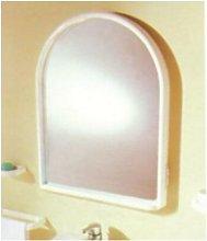 Specchio da bagno serie linea tondo accessori per