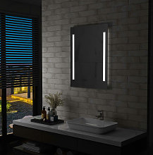 Specchio da Parete a LED a strisce per Bagno varie
