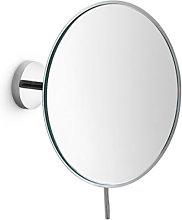 Specchio ingranditore tondo da parete Mevedo 3x -