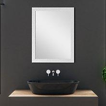 Specchio Reversibile 58x68 cm con Cornice Mosaico