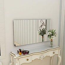 Specchio Senza Cornice 140x60 cm in Vetro -