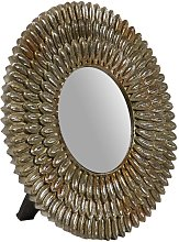 Specchio Specchiera Specchierina a mano e da