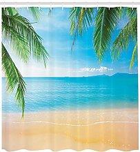Spiaggia laguna esotica sabbia oceano Tenda da