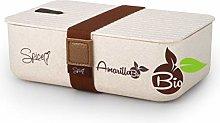 SPICE Amarillo Bio Scaldavivande Bento Box