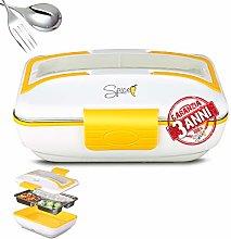 SPICE Scaldavivande Portatile Lunchbox Vaschetta