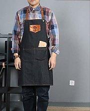 SQSHWL Grembiule da Cucina Barbecue da Cucina